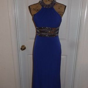 Blondie Nites Pageant Gown-Size5